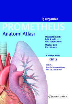 Anatomi Atlası - Cilt 2: İç Organlar (Prometheus)