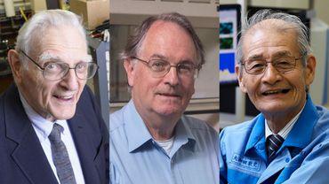 2019 Nobel Kimya Ödülleri, Lityum-İyon Pil Araştırmalarına Verildi!
