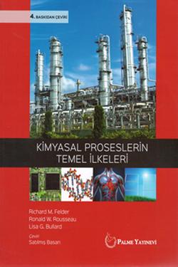 Kimyasal Proseslerin Temel İlkeleri