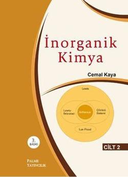 İnorganik Kimya (2. Cilt)