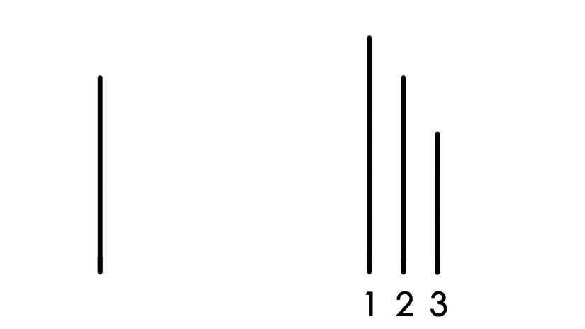 Asch Testi, Soru 1