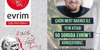 50 Soruda Evrim Kitabı Soru-Cevap (Instagram Canlı Yayını) - Dr. Çağrı Mert Bakırcı - @pangaltievrim
