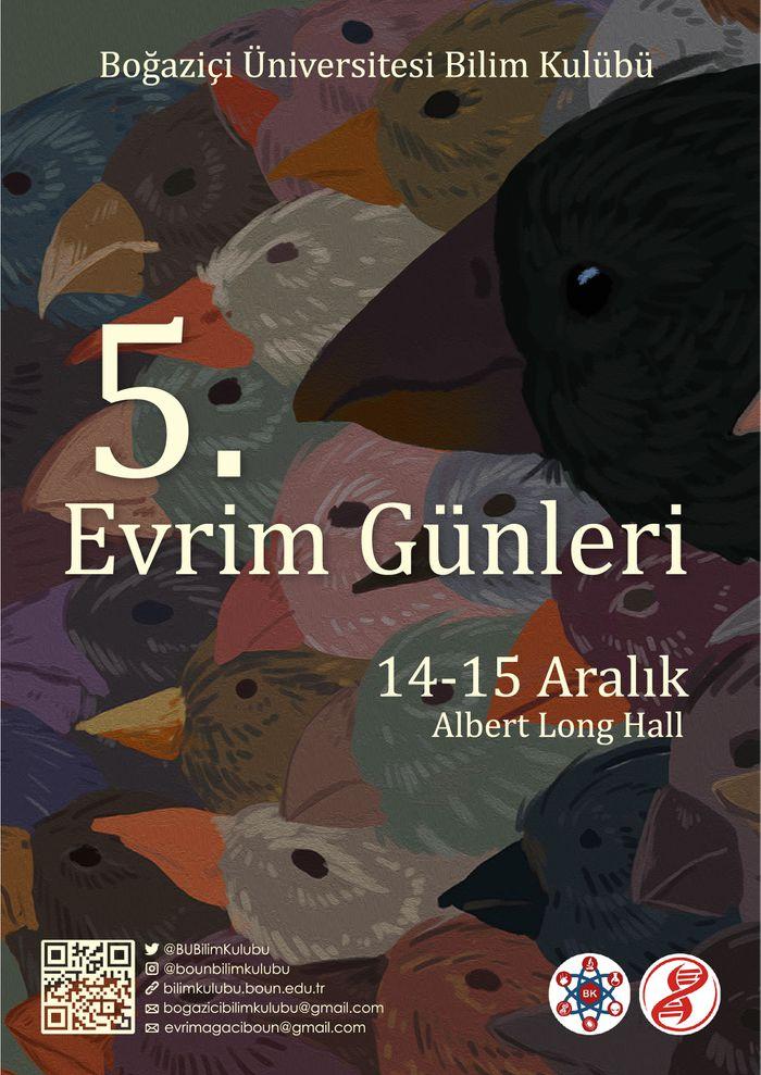 Boğaziçi Üniversitesi Bilim Kulübü 5. Evrim Günleri