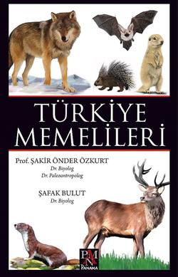 Türkiye Memelileri (Şafak Bulut, Prof. Şakir Önder Özkurt)