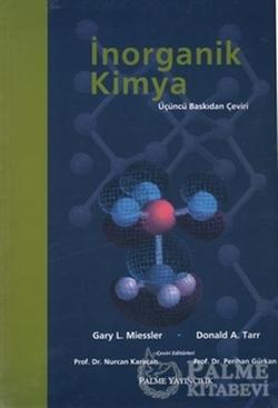 İnorganik Kimya (Miessler, Tarr)