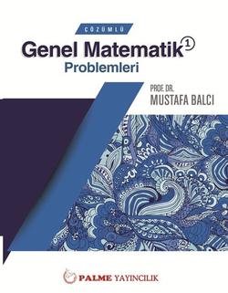 Çözümlü Genel Matematik Seti (2 Kitap)