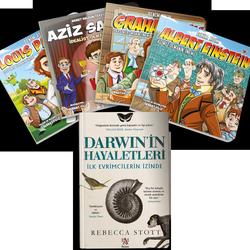 Darwin'in Hayaletleri + 4 Çocuk Kitabı