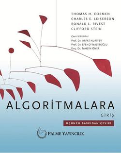 Algoritmalara Giriş