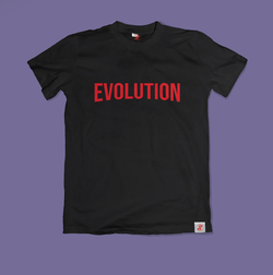 Evolution (Evrim) Bilim Tişörtü