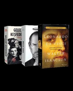 Walter Isaacson Seti (3 Kitap)