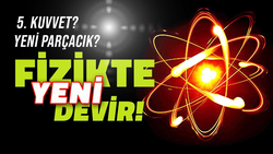 Müon Anomalisi Keşfi, Fiziği Kökünden Değiştirebilir!