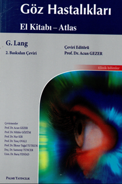 Göz Hastalıkları El Kitabı - Atlas