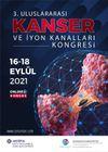 3. Uluslararası Kanser ve İyon Kanalları Kongresi