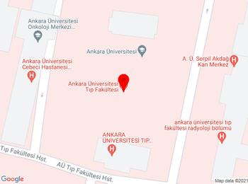 Ankara Üniversitesi Tıp Fakültesi Morfoloji Binası 2.Kat Fizyoloji Anabilim Dalı