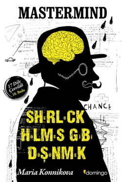Mastermind: Sherlock Holmes Gibi Düşünmek