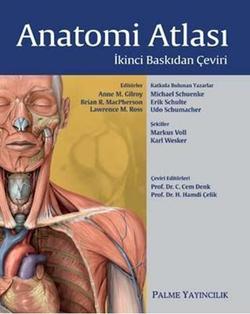 Anatomi Atlası (Anne Gilroy)