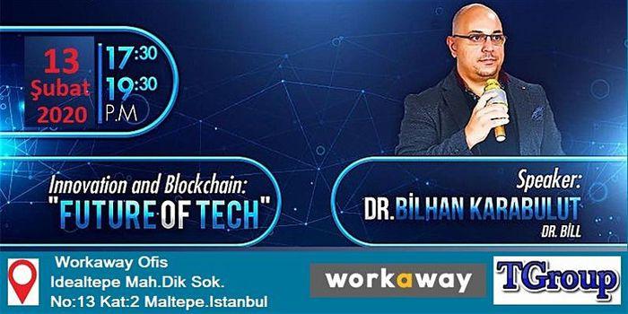 İnovasyon ve Blockchain:Teknolojinin Geleceği