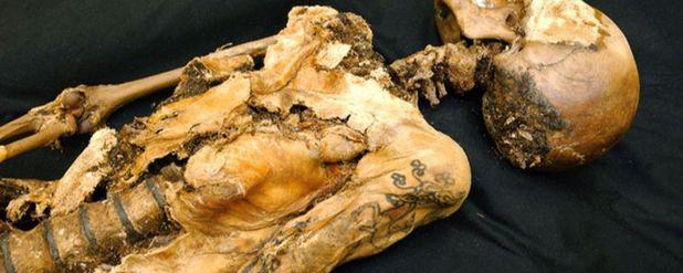 2500 Yıllık Dövmelere Sahip Mumya: Sibirya Buz Prensesi