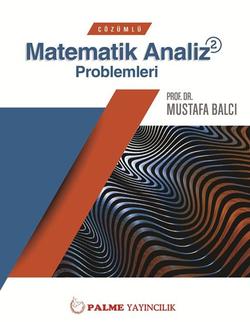Çözümlü Matematik Analiz 2 Problemleri