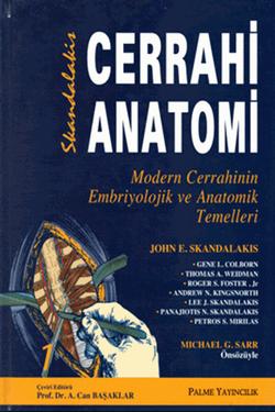 Cerrahi Anatomi 2 Cilt (Skandalakis)
