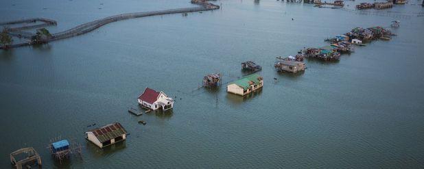 Aşırı Hızlı Yükselen Deniz Seviyeleri Nedeniyle Kıyı Şehirlerden İç Şehirlere Kitlesel Göçler Tetiklenebilir!