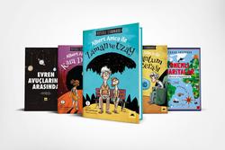 Kolektif Çocuklar İçin Bilim Seti (5 Kitap)