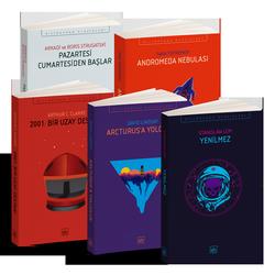 Bilimkurgu Kulübü Özel Seti-2: Andromeda Nebulası, Pazartesi Cumartesiden Başlar, 2001: Bir Uzay Destanı, Yenilmez, Arcturus'a Yolculuk