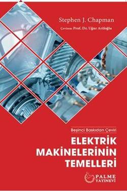 Elektrik Makinelerinin Temelleri (Chapman)