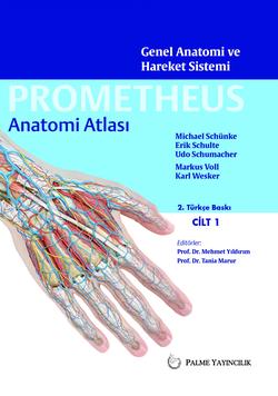 Anatomi Atlası - Cilt 1: Genel Anatomi ve Hareket Sistemi (Prometheus)
