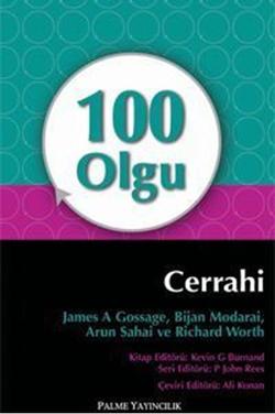 100 Olgu Seti (4 Kitap): Cerrahi, Klinik Yaklaşım, Ob-Jin, Pediatri