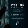 Python Eğitimi - Giriş Seviyesi