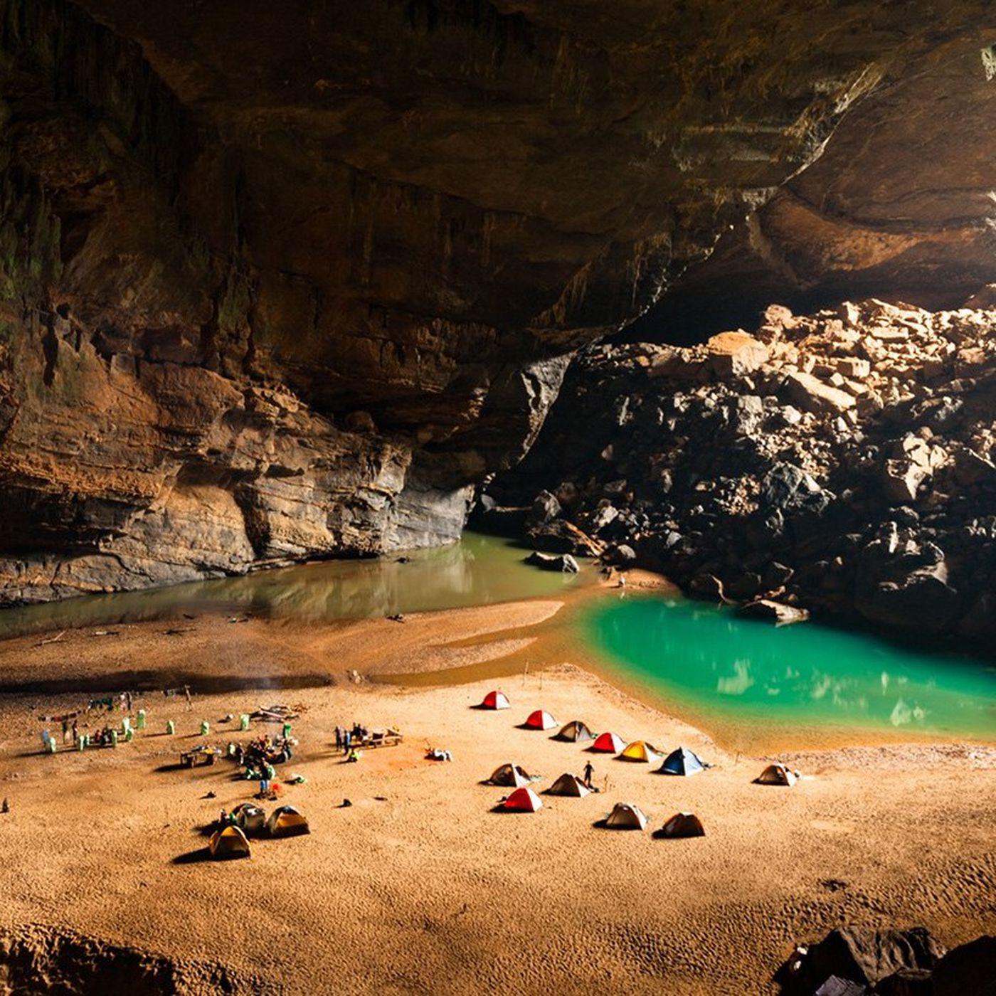 Hang Son Doong Mağarası: Milyon Yıllık Bir Gizem ve Doğa Harikası!