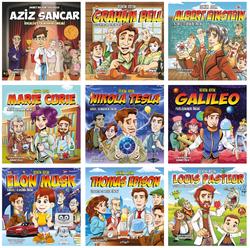 Erdemler Serisi: Çocuklar İçin 9 Bilim Kitabı