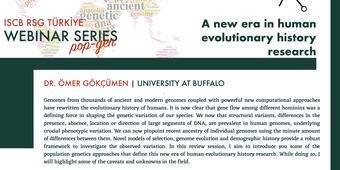 A new era in human evolutionary history research