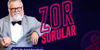 Prof. Dr. Celal Şengör - Zor Sorular!