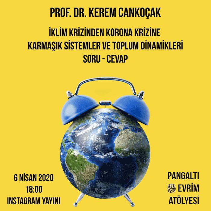 İklim Krizinden Korona Krizine Karmaşık Sistemler ve Toplum Dinamikleri