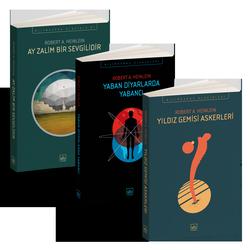 Heinlein Kitaplığı Bilimkurgu Seti: Yıldız Gemisi Askerleri, Ay Zalim Bir Sevgilidir, Yaban Diyarlarda Yabancı