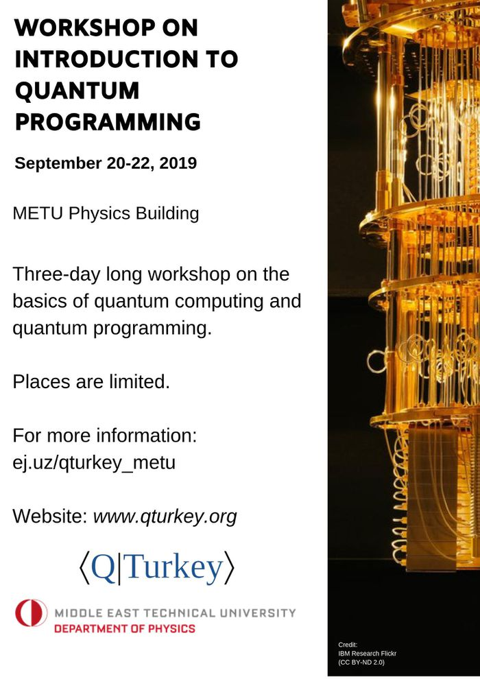 Workshop on Introduction to Quantum Programming