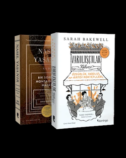 Sarah Bakewell Seti (2 Kitap)