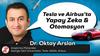 Tesla ve Airbus'ta Yapay Zeka & Otomasyon | Dr. Oktay Arslan (Airbus)