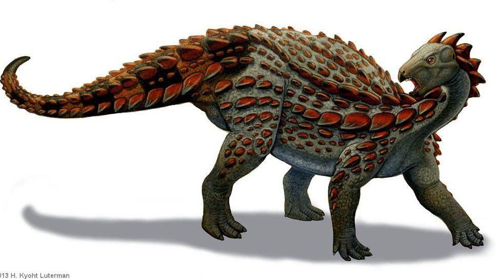 Scelidosaurus, Dinozor Dünyasının