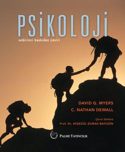 Psikoloji (Myers, Dewall) - 11. Baskıdan Çeviri, Psikoloji Ders Kitabı
