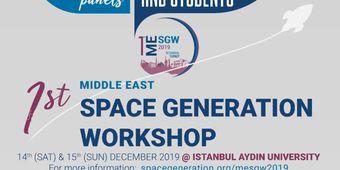 I. Orta Doğu Uzay Çalıştayı