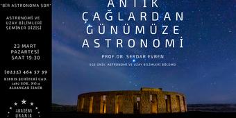 Bir Astronoma Sor : Antik Çağlardan Günümüze Astronomi