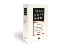 Harari Bilim Kitapları Serisi (3 Kitap, Ciltsiz)