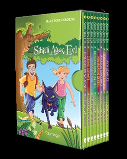 Sihirli Ağaç Evi Serisi Kutulu Set (8 Kitap)