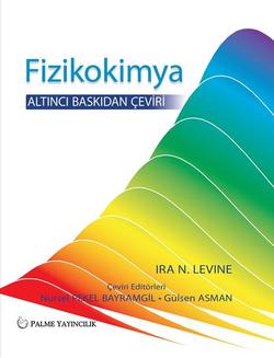 Fizikokimya Levine Seti (Kitap ve Çözümleri)