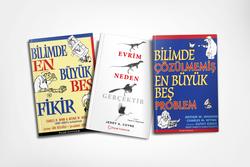 Palme Popüler Bilim Kitapları Seti (3 Kitap)
