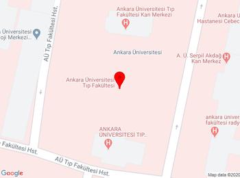 AÜTF Fizyoloji Anabilim Dalı, Sıhhiye. & AÜBAUM, Cebeci
