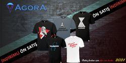 7 Yeni Bilim Tişörtü Tasarımı, Agora Bilim Pazarı'nda!